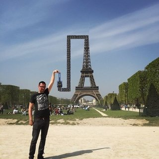 Celebrate 130 years since the Inauguration of the Eiffel Tower with hilarious Photoshoppings image 6