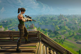 Fortnite PS4 and Xbox One players now be grouped together for cross-play