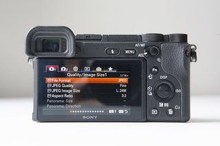 Sony A6400 review image 4