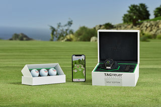 Tag Heuer Golf Edition Smartwatch And App Aim To Improve Your Game image 3