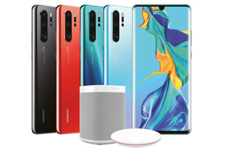 Huawei P30 pre-order deals will include a Sonos One image 1