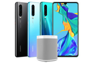 Huawei P30 pre-order deals will include a Sonos One image 2