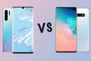 Huawei P30 and Samsung Galaxy S10 compared: specs, design