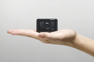 Sony RX0 II action camera is tiny and light, but still 4K ready