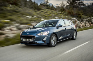 Ford announces mild-hybrid Focus and Fiesta as it prepares to launch a wide range of hybrid models