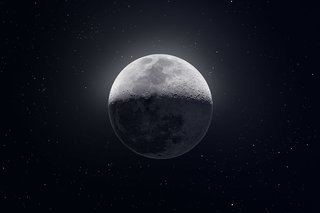 Amazing images of our moon in all shapes and sizes