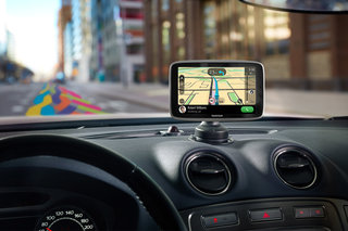 Latest TomTom satnav links with IFTTT for automated smart home functionality