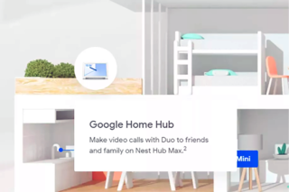 Whoops! Google leaks mystery Nest Hub Max smart display on its store