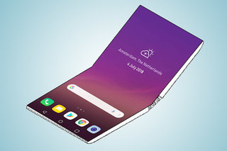 LG's foldable phone will look like this, according to new patent