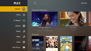 Plex gets a snazzy new interface on Roku and Apple TV