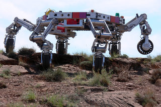 12 Real Life Crazy Space Robots image 2