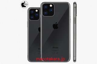 Two iPhone XI models reported: 6.1-inch and 6.5-inch OLED screens, triple camera