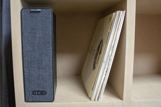 Sonos Ikea Symfonisk Book Shelf Wi-Fi Speaker initial review product images image 7