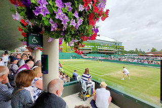 How Wimbledons official photographer used Oppos 10x zoom tech to capture The Championships image 3
