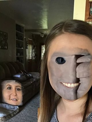 Terrifying And Hilarious Face Swaps image 10