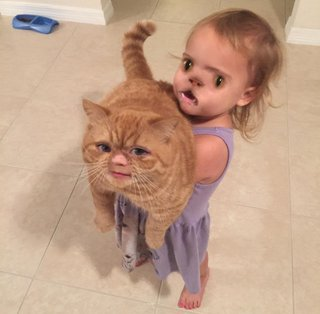 Terrifying And Hilarious Face Swaps image 15