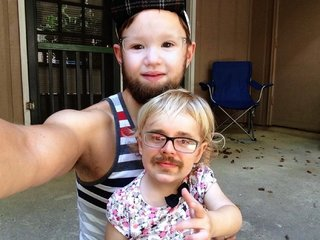 18 terrifying and hilarious face swaps