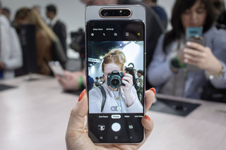 Samsung Galaxy A80 initial review product images image 15