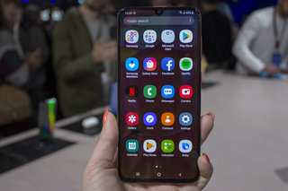 Samsung Galaxy A70 initial review product images image 11