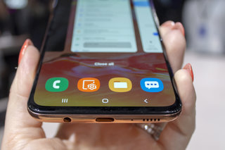Samsung Galaxy A70 initial review product images image 17