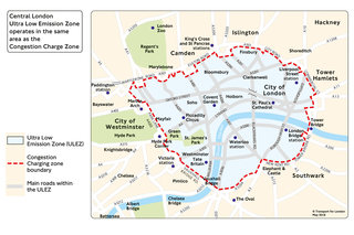 London ULEZ What is the Ultra Low Emission Zone and how will it affect you image 3