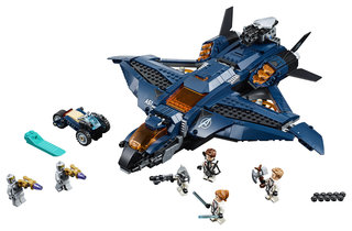 Lego goes all out for Avengers Endgame with these epic sets image 5