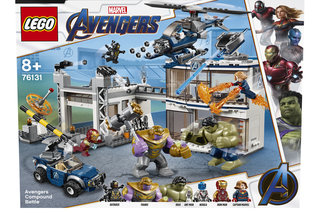 Lego goes all out for Avengers Endgame with these epic sets image 6