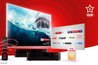 Virgin Media's new top-tier bundle combines 500Mbps broadband, mobile and TV in one
