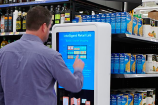 How Walmart's first AI-powered smart store compares to Amazon Go