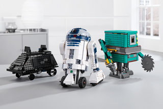 Check out this epic video featuring 95 Lego Star Wars Boost droids