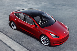 Tesla Model 3 now available in the UK from £38,900