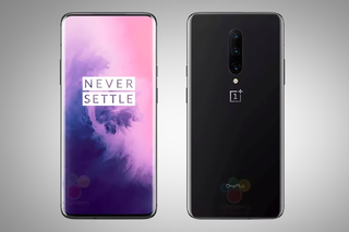 This is what the OnePlus 7 Pro supposedly looks like - curved screen and all
