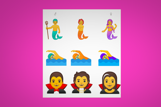 Google made 53 inclusive emoji that are neither male or female for Android Q
