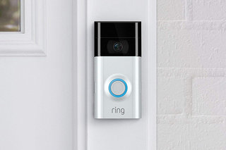 Ring's video doorbell and spotlight are about to support Apple HomeKit