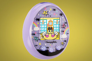 Tamagotchi is back with a new virtual pet toy that will connect kids worldwide