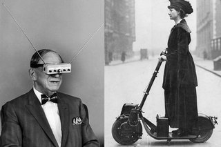 12 weird and wonderful tech concepts and inventions that were well before their time