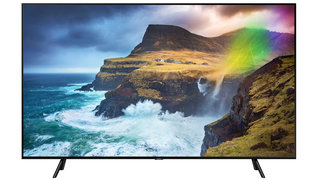 Samsung Q70R QLED TV review image 3