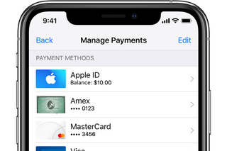 You'll now be able to pay for Apple Music, App Store and iCloud with Apple Pay