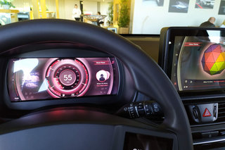 Hyundais cockpit of the future puts haptic displays on the steering wheel image 11