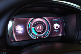 Hyundais cockpit of the future puts haptic displays on the steering wheel image 3
