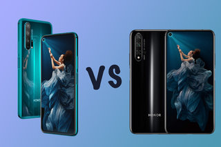 Honor 20 Pro vs Honor 20: diferencias comparadas