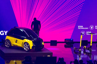 Usain Bolt has announced a micro electric car and e-scooter