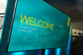 EE officially launches its 5G service, live from 30 May from £32 a month