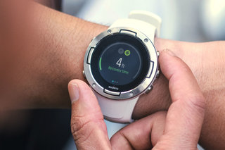 Suunto 5 smartwatch offers training intelligence in a compact design