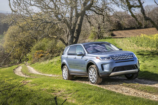 Land Rover Discovery Sport refresh introduceert de plug-inhybride-optie