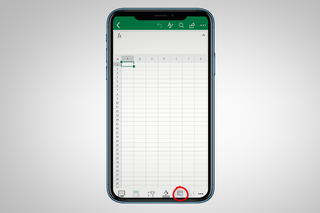 How To Use The Excel App To Photograph And Import Printed Spreadsheets image 4