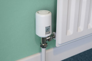 Hive Radiator Valves give individual room heating control via your phone