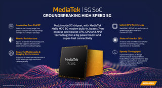 Mediateks New Phone Platform Is The First To Integrate A 5g Modem image 2