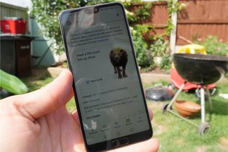 Google search results now include augmented reality creatures image 3