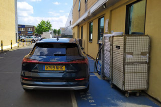 Electric dreams and range anxiety We drove the Audi e-tron to Cornwall and back image 1
